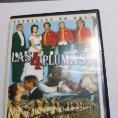 Cine: DVD ORIGINAL *LAS 4 PLUMAS*. Lote 133657203