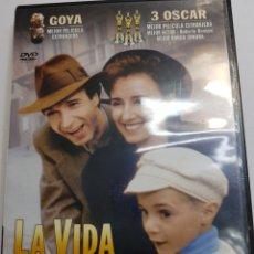 Cine: DVD ORIGINAL *LA VIDA ES BELLA*. Lote 133658018