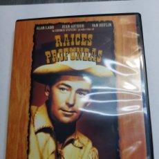 Cine: DVD ORIGINAL *RAÍCES PROFUNDAS *. Lote 133658235