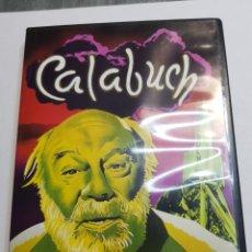 Cine: DVD ORIGINAL *CALABUCH*. Lote 133660135