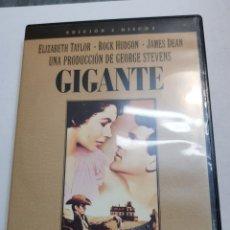 Cine: DVD ORIGINAL *GIGANTE*. Lote 133662622