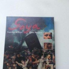 Cine: GOYA - FRANCISCO DE GOYA OBRAS MAESTRAS - CD ROM MAC PC. Lote 133664746