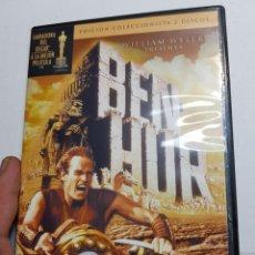 Cine: DVD ORIGINAL *BEN-HUR*. Lote 133665066