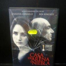Cine: CASA DE ARENA Y NIEBLA DVD. Lote 133666969