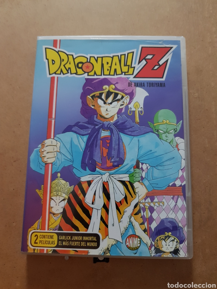 S 79 Dragon Ball Z 2 Peliculas Garlic Junio Sold Through Direct Sale 133678454 It occurs between the frieza saga and the trunks saga. comics and tebeos