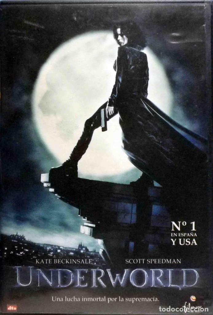TODODVD: UNDERWORLD (KATE BECKINSALE, SCOTT SPEEDMAN) FILMAX (Cine - Películas - DVD)