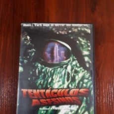 Cine: TENTÁCULOS ASESINOS - DVD - TERROR - FILMAX - PULPO - CALAMAR. Lote 102943699