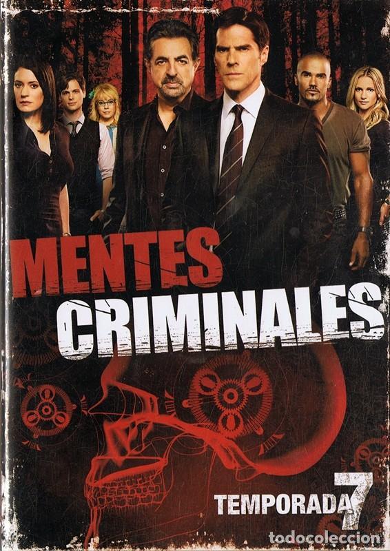 Mentes Criminales Temporada 7 Vendido En Venta Directa 133722590