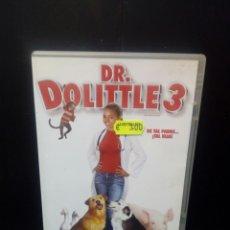 Cine: DOCTOR DOLITTLE 3 DVD. Lote 138786037