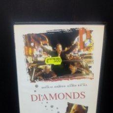 Cine: DIAMONDS DVD. Lote 133756045