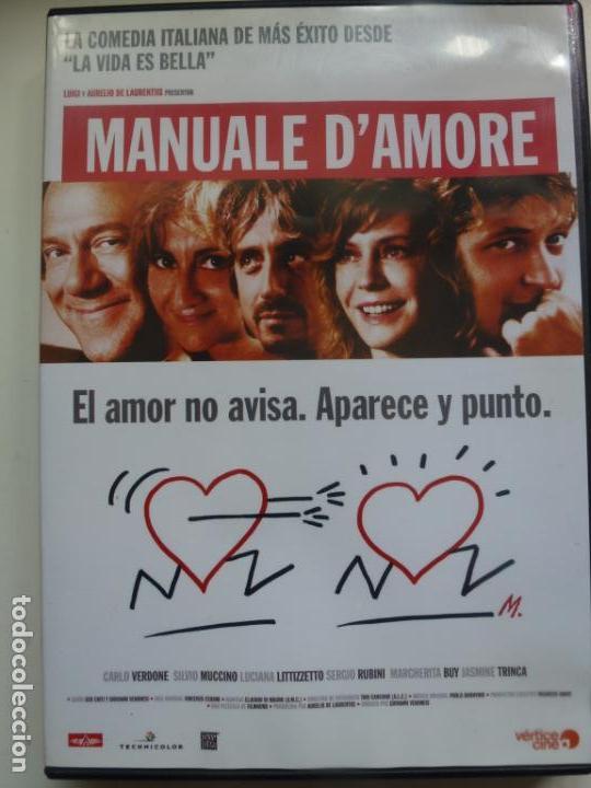 Manuale D Amore El Amor No Avisa Aparece Y Pu Comprar Peliculas