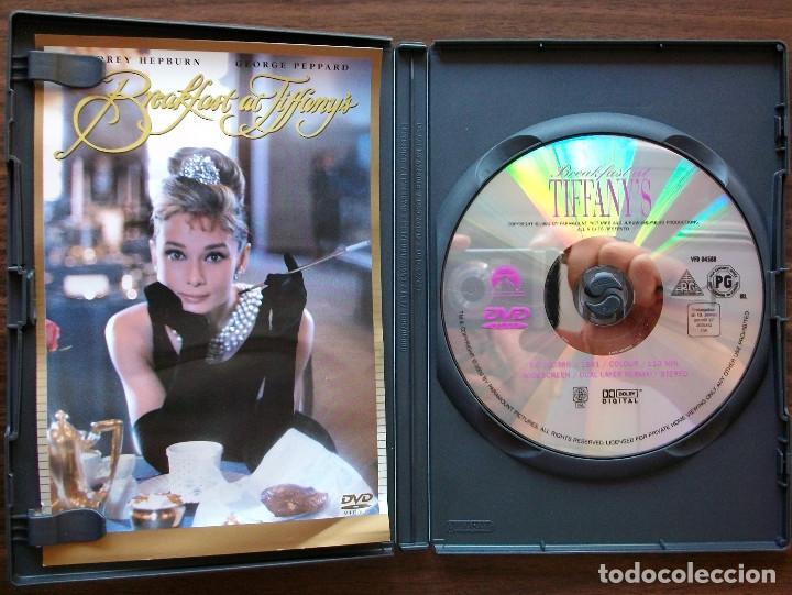 Cine: BREAKFAST AT TIFFANYS DESAYUNO CON DIAMANTES EDICION ESPECIAL 75 AÑOS DE AUDREY HEPBURN - Foto 2 - 133867050