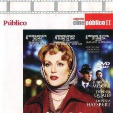 Cine: LEJOS DEL CIELO DVD. Lote 133871345