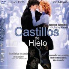 Cine: CASTILLOS DE HIELO: EL TRIUNFO DE LA PASIÓN DVD. Lote 133871443