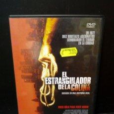 Cine: EL ESTRANGULADOR DE LA COLINA DVD. Lote 133892647