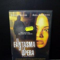 Cine: FANTASMA DELA ÓPERA DVD. Lote 133907365