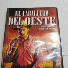 Cine: DVD ORIGINAL *EL CABALLERO DEL OESTE*. Lote 133987710