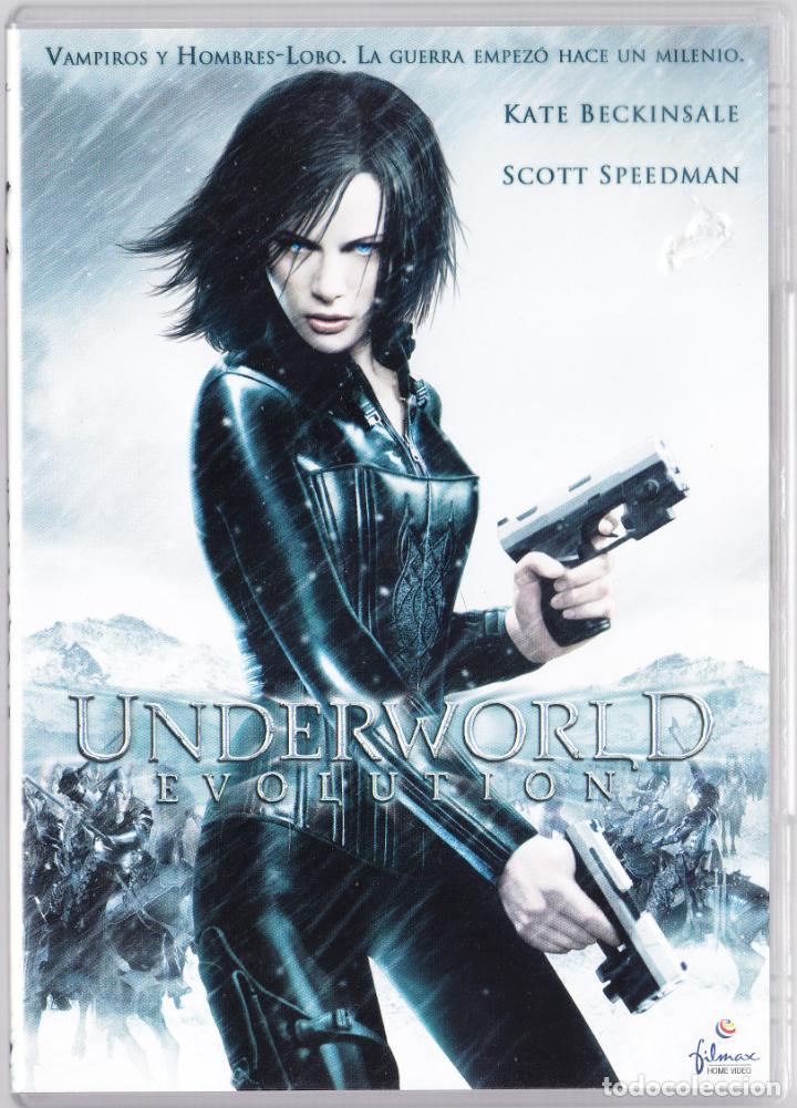 UNDERWORLD EVOLUTION - KATE BECKINSALE - SCOTT SPEEDMAN (Cine - Películas - DVD)