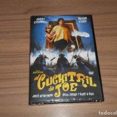 Cine: EL CUCHITRIL DE JOE DVD SEXO, CUCAS Y ROCK & ROLL NUEVA PRECINTADA. Lote 248581230