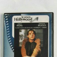Cine: INSEPARABLES DVD JEREMY IRONS OBRA MAESTRA. Lote 134051869