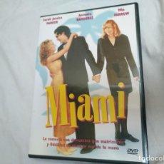 Cine: MIAMI ANTONIO BANDERAS DVD USADO. Lote 134087582