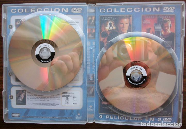 Cine: EL ENVIADO / SOLDADO / PEACEKEEPER / CONSPIRACION EN LA CASA BLANCA. - Foto 2 - 134087942