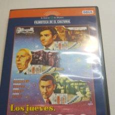 Cine: DVD ORIGINAL *LOS JUEVES MILAGRO*. Lote 134099213