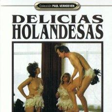 Cine: DELICIAS HOLANDESAS RONNIE BIERMAN . Lote 134173438