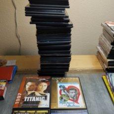 Cine: DVD ORIGINAL LOTE 61 DVD VARIOS TEMAS. Lote 134202970