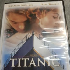 Cine: DVD ORIGINAL TITANIC. Lote 134206818