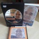 Cine: LA ESCRITURA EMBRUJADA - GABRIEL GARCIA MARQUEZ - PACK LIBRO + DVD EN ESTUCHE. Lote 134210334