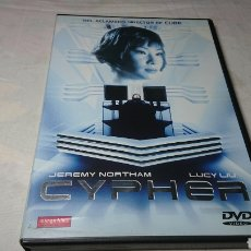 Cine - Cypher, en DVD (Vicenzo Natali, 2002) - 134245981
