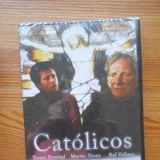 Cine: DVD CATOLICOS - TREVOR HOWARD - MARTIN SHEEN - NUEVA, PRECINTADA (EM). Lote 134282422