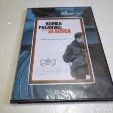 Cine: ROMAN POLANSKI SE BUSCA DVD SLIM NUEVO PRECINTADO. Lote 134290450