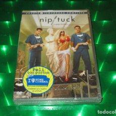 Cine: NIP / TUCK (¡A GOLPE DE BISTURI!) - DVD - E. Z4 Y14229 - PRECINTADA - CUARTA (4) TEMPORADA COMPLETA. Lote 134332242