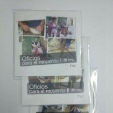 Cine: OFICIOS PARA EL RECUERDO EN LA RIOJA. I, II Y III. TDKV22. Lote 134345022