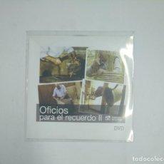 Cine: OFICIOS PARA EL RECUERDO EN LA RIOJA II. DVD. TDKV22. Lote 134345178