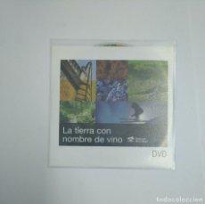 Cine: LA TIERRA CON NOMBRE DE VINO. DVD. LA RIOJA. TDKV22. Lote 134345314