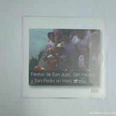 Cine: FIESTAS DE SAN JUAN, SAN FELICES Y SAN PEDRO EN HARO. LA RIOJA. DVD. TDKV22. Lote 134345346
