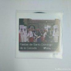 Cine: FIESTAS DE SANTO DOMINGO DE LA CALZADA. LA RIOJA. DVD. TDKV22. Lote 134345422