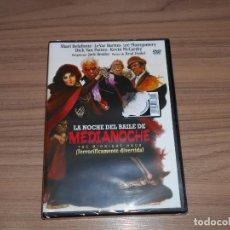 Cine: LA NOCHE DEL BAILE DE MEDIANOCHE DVD NUEVA PRECINTADA. Lote 205585266