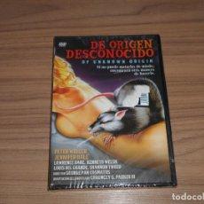 Cine: DE ORIGEN DESCONOCIDO DVD NUEVA PRECINTADA. Lote 189223473
