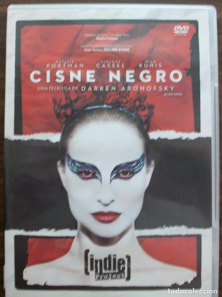 CISNE NEGRO. NATALIE PORTMAN / VINCENT CASSEL / MILA KUNIS (Cine - Películas - DVD)