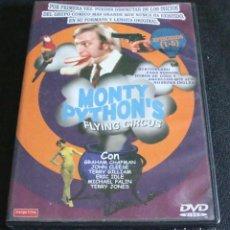 Cine: DVD --- MONTY PYTHON FLYING CIRCUS --- EPISODIOS 1-5. Lote 134402710
