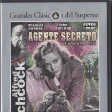 Cine: ALFRED HITCHCOK - DOS PELICULAS. Lote 134408898