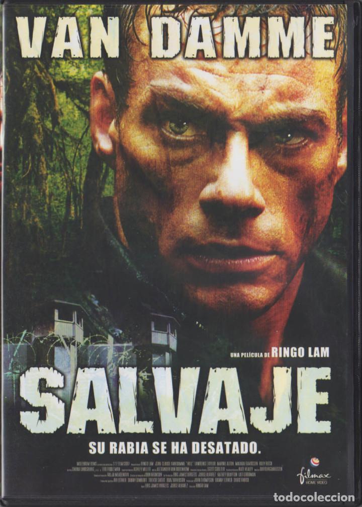 VAN DAMME - DOS PELICULAS (Cine - Películas - DVD)