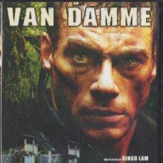 Cine: VAN DAMME - DOS PELICULAS. Lote 134409494