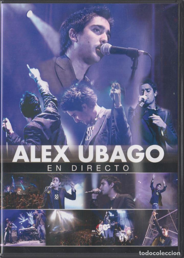 ALEX UBAGO EN CONCIERTO (Cine - Películas - DVD)