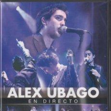 Cine: ALEX UBAGO EN CONCIERTO. Lote 134409686