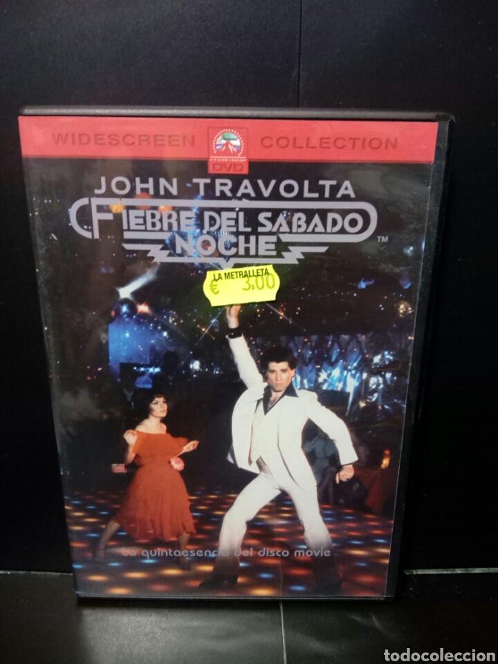 FIEBRE DEL SÁBADO NOCHE DVD (Cine - Películas - DVD)